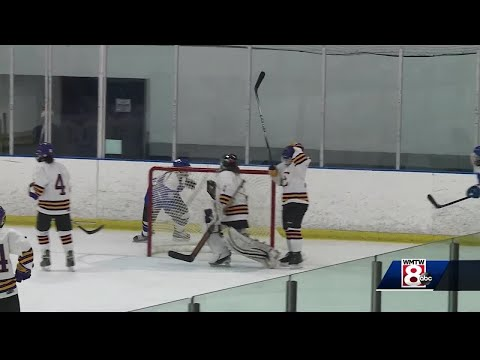 Lewiston hockey teams win on road