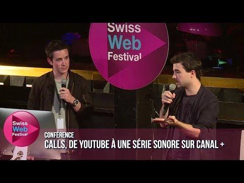 Calls, de Youtube à une série sonore sur Canal +
