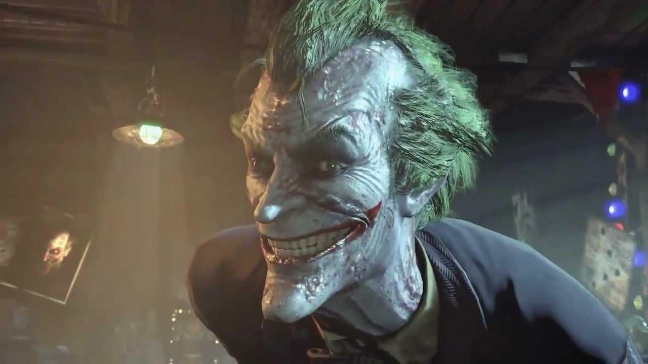 Image result for batman arkham city joker