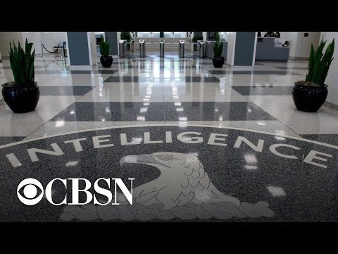 CIA announces new China and technology mission centers