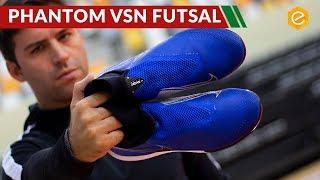 Novas Sapatilhas de Futsal Nike Phantom VSN