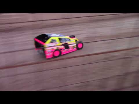Salina Speedway Auto House Towing Modified Lites *Make up A Feature* 5-18-18
