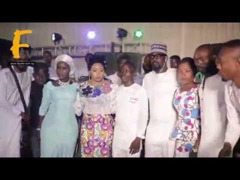 Download WASIU ALABI PASUMA ALAAFIN OYO BIMBOLA FASHOLA @ LIZZY ANJORIN MOVIE PREMERI OWO NAIRA BET