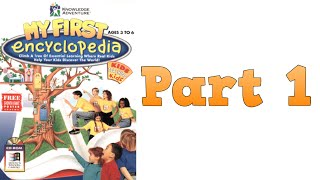 Whoa, I Remember: My First Encyclopedia: Part 1