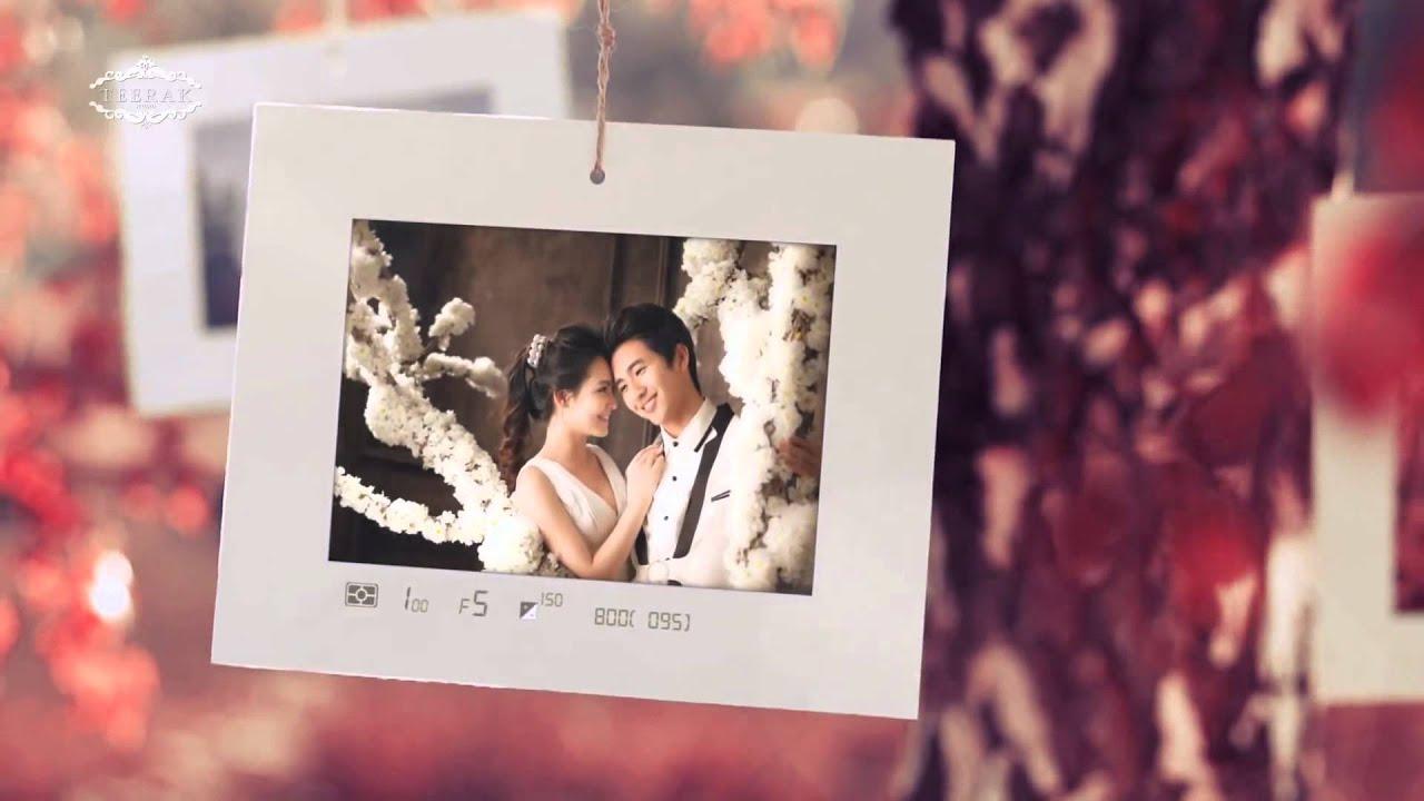 3d wedding presentation template 21 - youtube, Presentation templates