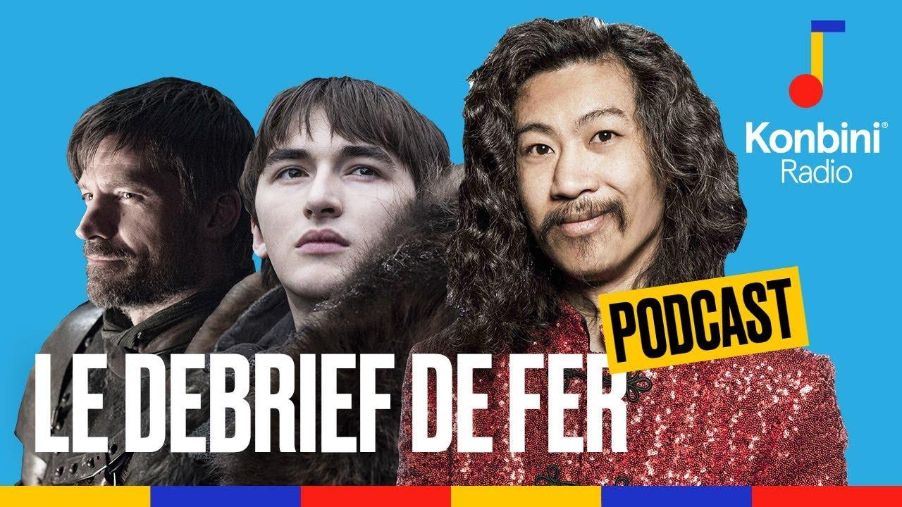Podcast – Le débrief' de Game of Thrones S8E2 avec Chinois Marrant
