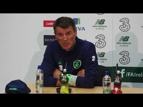 Roy Keane discusses Shane Supple's journey to the Irish squad