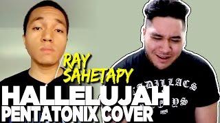 Hallelujah (Pentatonix Cover) - PTXRay REACTION!!!