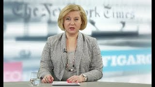 Aleksandra Rybiska omwia zagraniczn pras