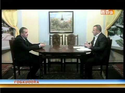 Fogadóóra - vendég: Dr. Péter Csaba polgármester-jelölt