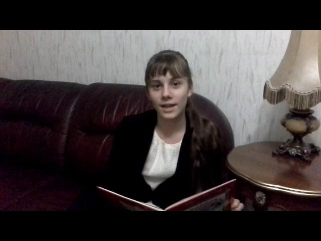 Изображение предпросмотра прочтения – 11111111 читает произведение «Ворона и Лисица» И.А.Крылова