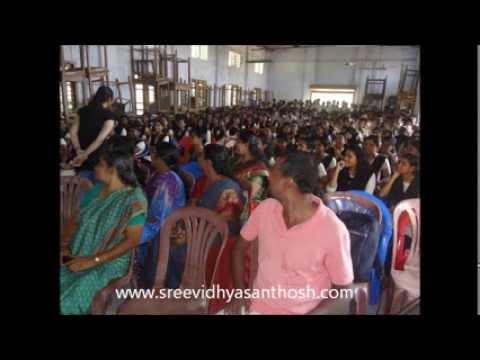 Malayalam Motivation & Career Guidance | Sreevidhya Santhosh | Voice of Qatar - Asianet Radio