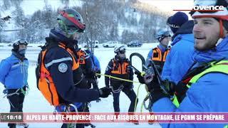 Alpes de Haute-Provence : face aux risques en montagne, le PGHM se prépare