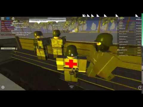 Roblox: Battle Of The Bulge (Part 1)