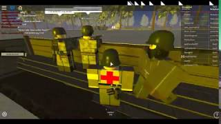 Roblox: Battle Of The Bulge (Partie 1)