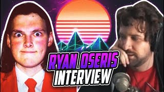 Ryan Oseris from Red Suit interviews Destiny