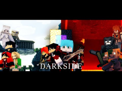 "♪ ""Darkside"" ♪ - A Minecraft Music Video"