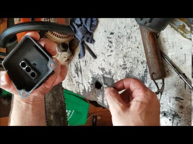 Stihl 026C MS 260 Muffler Mod 26% gains