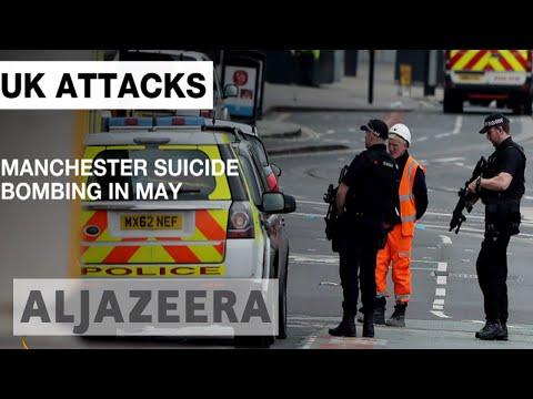 Counter-terror police probe London mosque attack