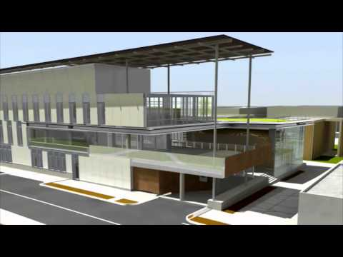 Life Sciences Building  Sustainability HD