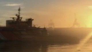 На Канарах едва не сгорел российский траулер