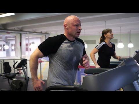 Силовая тренировка для мужчин в домашних условиях