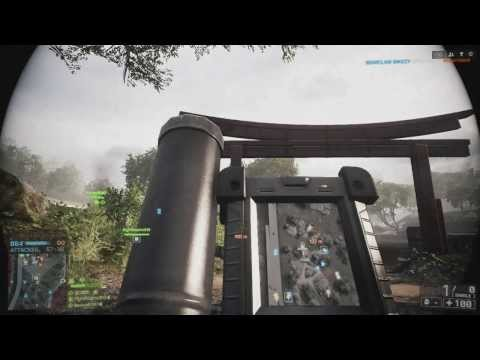 BF4 M224 Mortar Double-Double