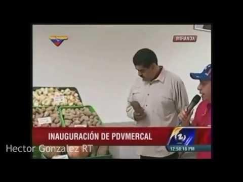 """Nicolás Maduro: tiene un título como """"PRESIDENTE"""" y  léxico de arrabalero"""