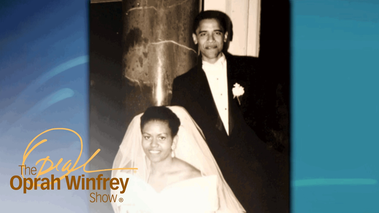 What Michelle Tells Young S About Marriage The Oprah Winfrey Show Own