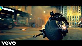 Okean Elzy - Obiymy (La Calin) (Starix Remix) | The Dark Knight [Chase Scene]