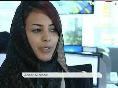 Meet Khalifa Port's first female crane operator