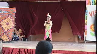 Aarush Speech and dance at School UKG