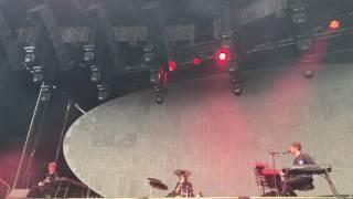 James Blake - MY WILLING HEART 4k Live @ NorthSide Festival, Aarhus Denmark | 11.06.2017