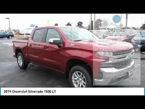 2019 Chevrolet Silverado 1500 New C1949 3GCUYDED7KG107767 2019 Chevrolet Silverado 1500 LT C1949