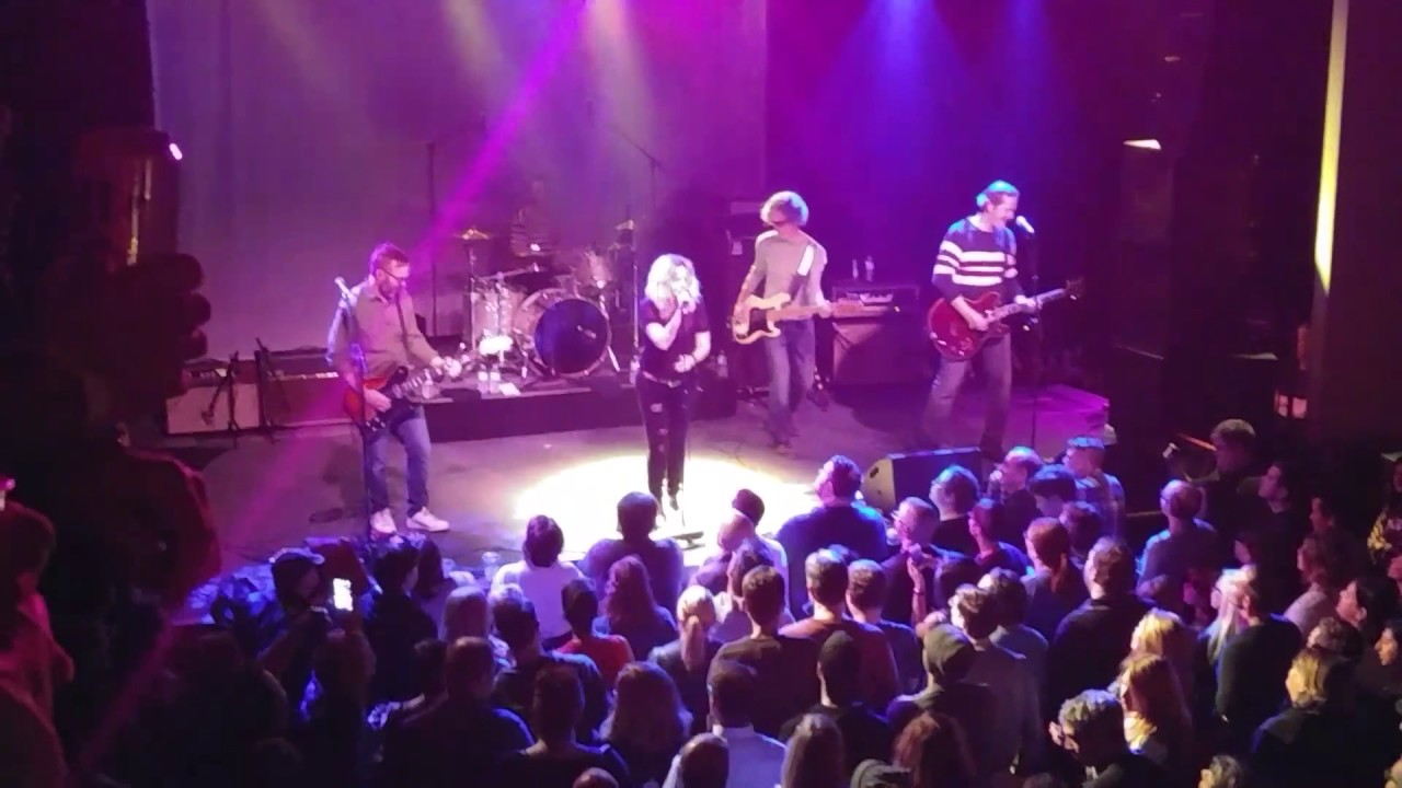 Letters to Cleo I Want You to Want Me LIVE at The Sinclair