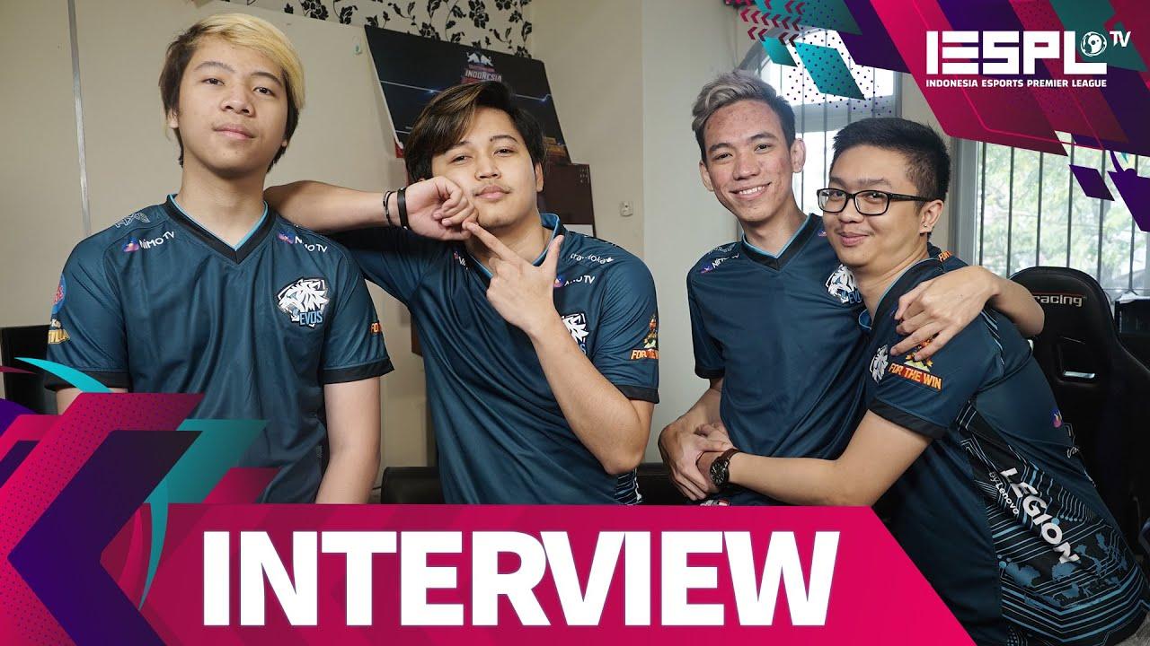 Interview Suka Duka Tim Pubg Mobile Evos Selama Kualifikasi Pmco Shanghai Youtube