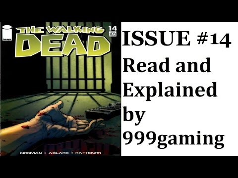 The Walking Dead Comics - Issue #14 - Read and Explained
