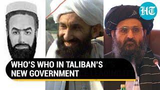 Taliban's Hardline Government: Mullah Hasan Akhund is PM, Sirajuddin Haqqani Home Minister