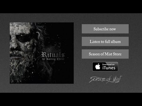 Rotting Christ - For A Voice Like Thunder