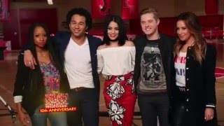 high school musical 10 years anniversary jan 20 2016 on disneychannel