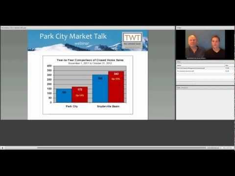 November 2012 Park City Market Talk