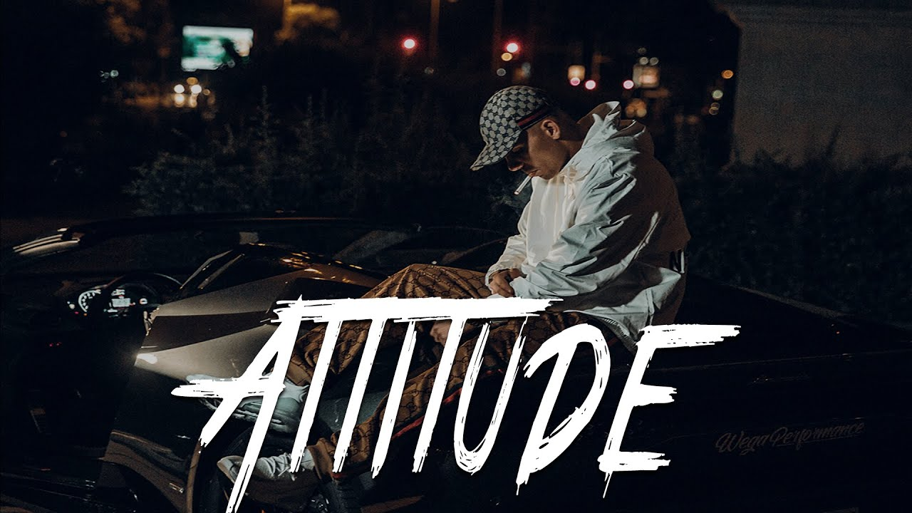 ATTITUDE - Capital Bra Type Beat | Hard Diss Rap Beat (prod. Magestick)
