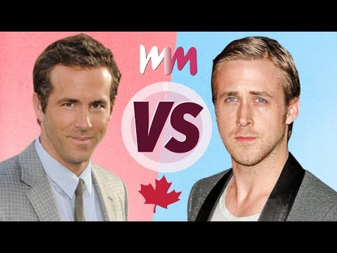 Ryan Gosling VS Ryan Reynolds