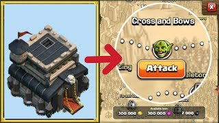 Townhall 9 VS Cross and Bows - Conquer the Goblins #EP2 - Clash Of Clans