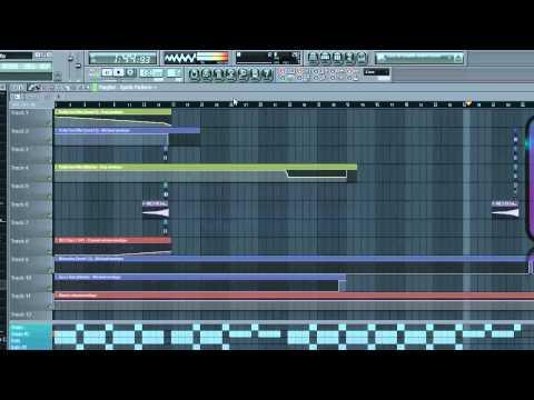 FL Studio 10 - Vengence Essentials Competition 720p