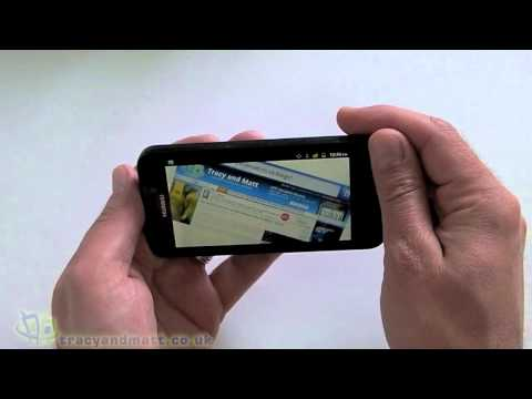 Huawei Honor U8860 Unboxing Video