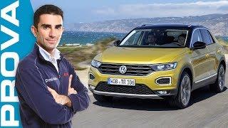 Volkswagen T-Roc | come va l'anti Fiat 500X con il 2.0 TDI 150 cavalli