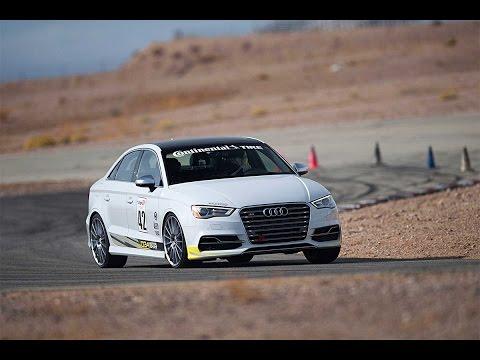 R460 Hybrid Turbocharger System at 2016 European Car Magazine Tuner GP