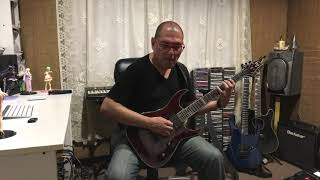 Thrill Band Maid guitar cover