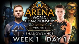 AWC SL Circuit | Week 1 Day 1 Full VOD